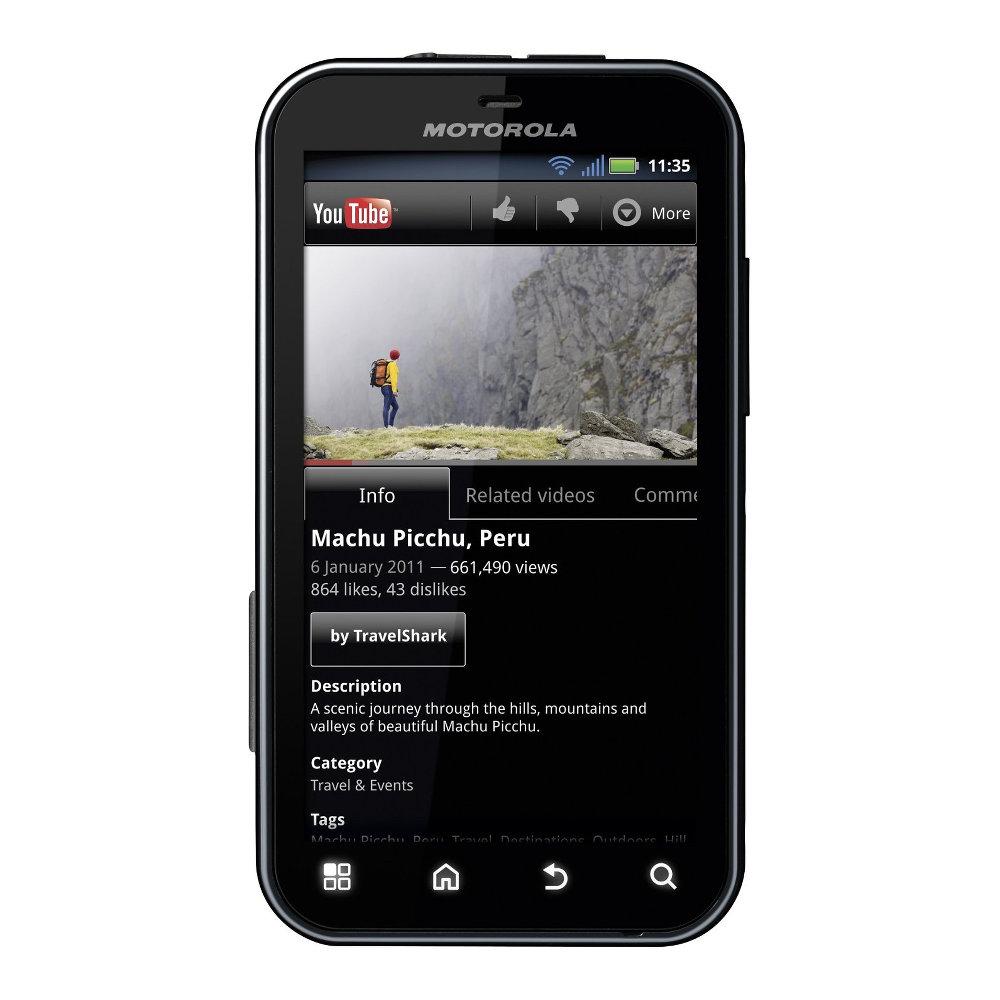 Motorola Defy+: Test, technische Daten und Preisvergleich