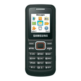 Samsung E1130 schwarz
