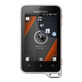 Sony Ericsson Xperia active schwarz/orange