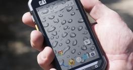 CAT S30: Smartphone mit IP68 und LTE vorgestellt