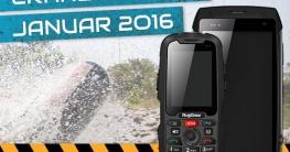 RugGear bringt zwei neue Modelle für 2016 heraus