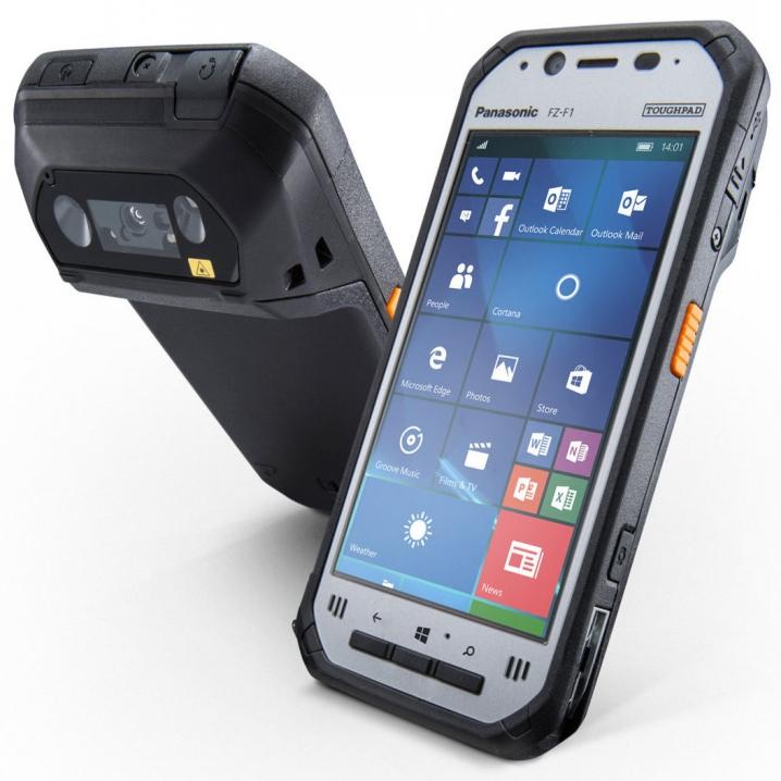 96db4ad783 Panasonic stellt robuste Smartphones FZ-F1 und FZ-N1 vor